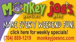 Monkey Joes NC