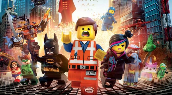Sunday Show: The Lego Movie