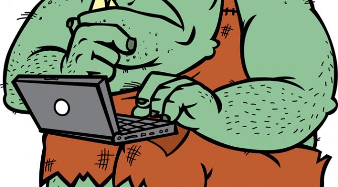 Internet Trolls: Blech